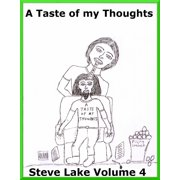 A Taste Of My Thoughts Volume 4 - eBook