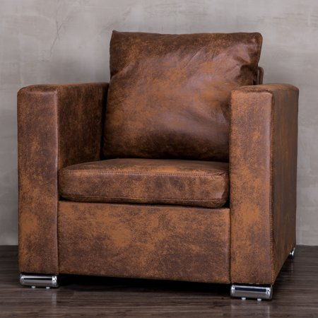 Cloud mountain accent chair modern upholstered leisure arm - Modern upholstered living room chairs ...