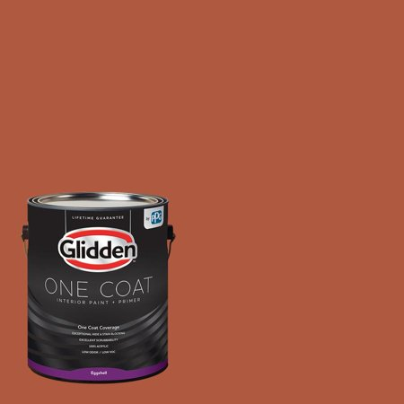 Glowing Firelight Glidden One Coat Interior Paint and Primer