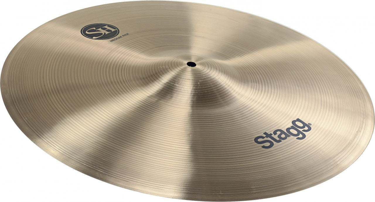 """Stagg SH-RM22R SH Series 22"""" Medium Ride Cymbal by Overstock"""