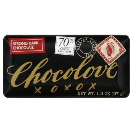 Chocolove Chocolate Xoxo Dark Chocolate