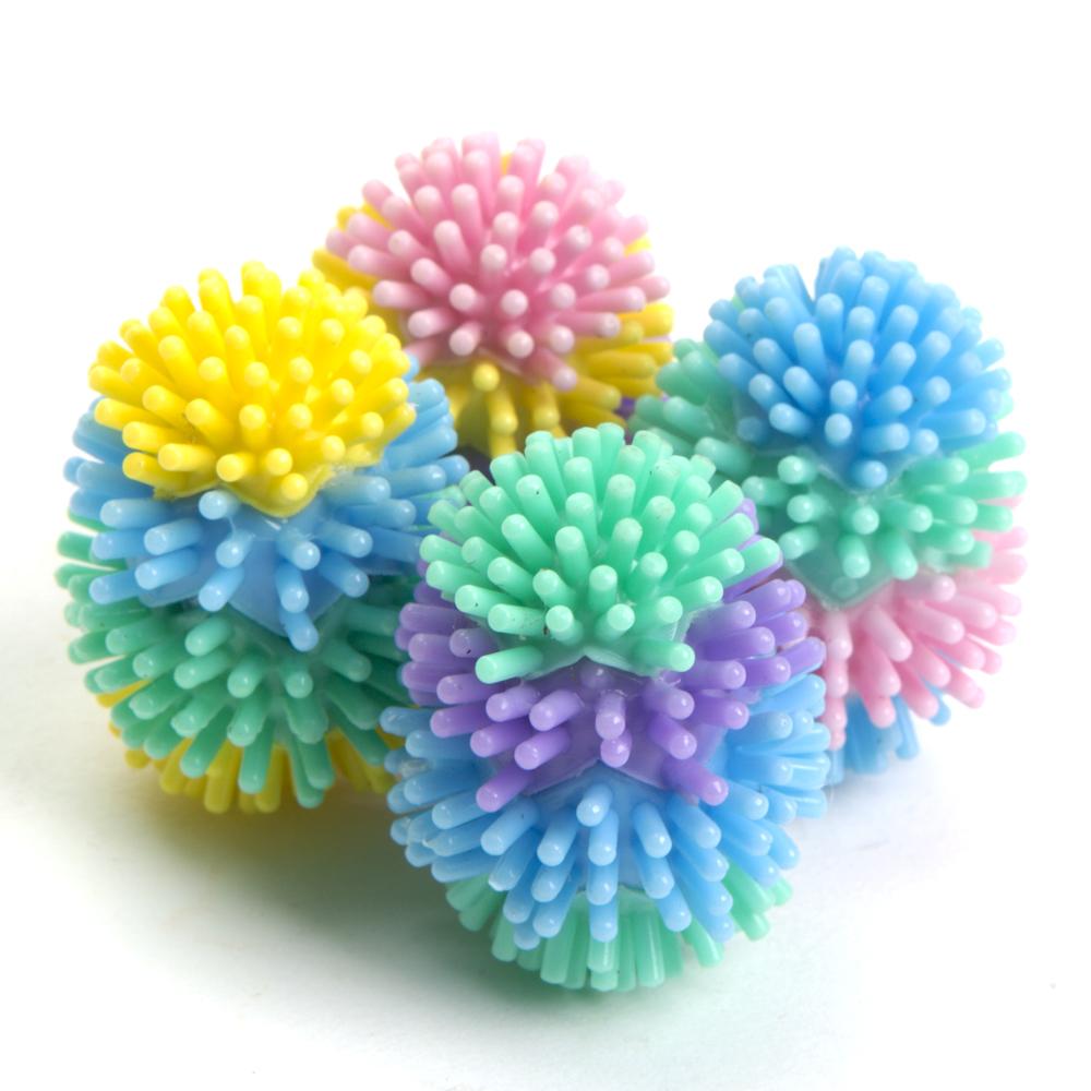 Egg Shaped Porcupine Balls