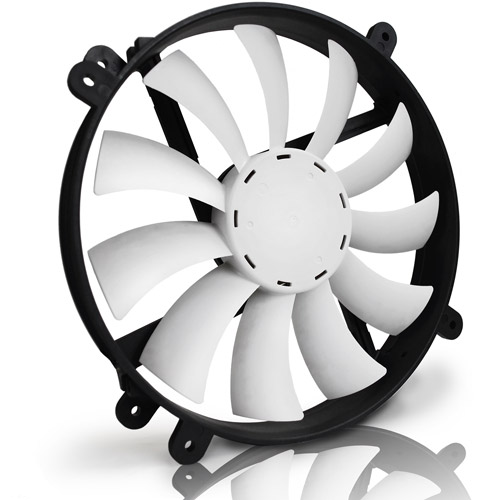 Nzxt 200mm Silent Case Fan Fs200 Rb