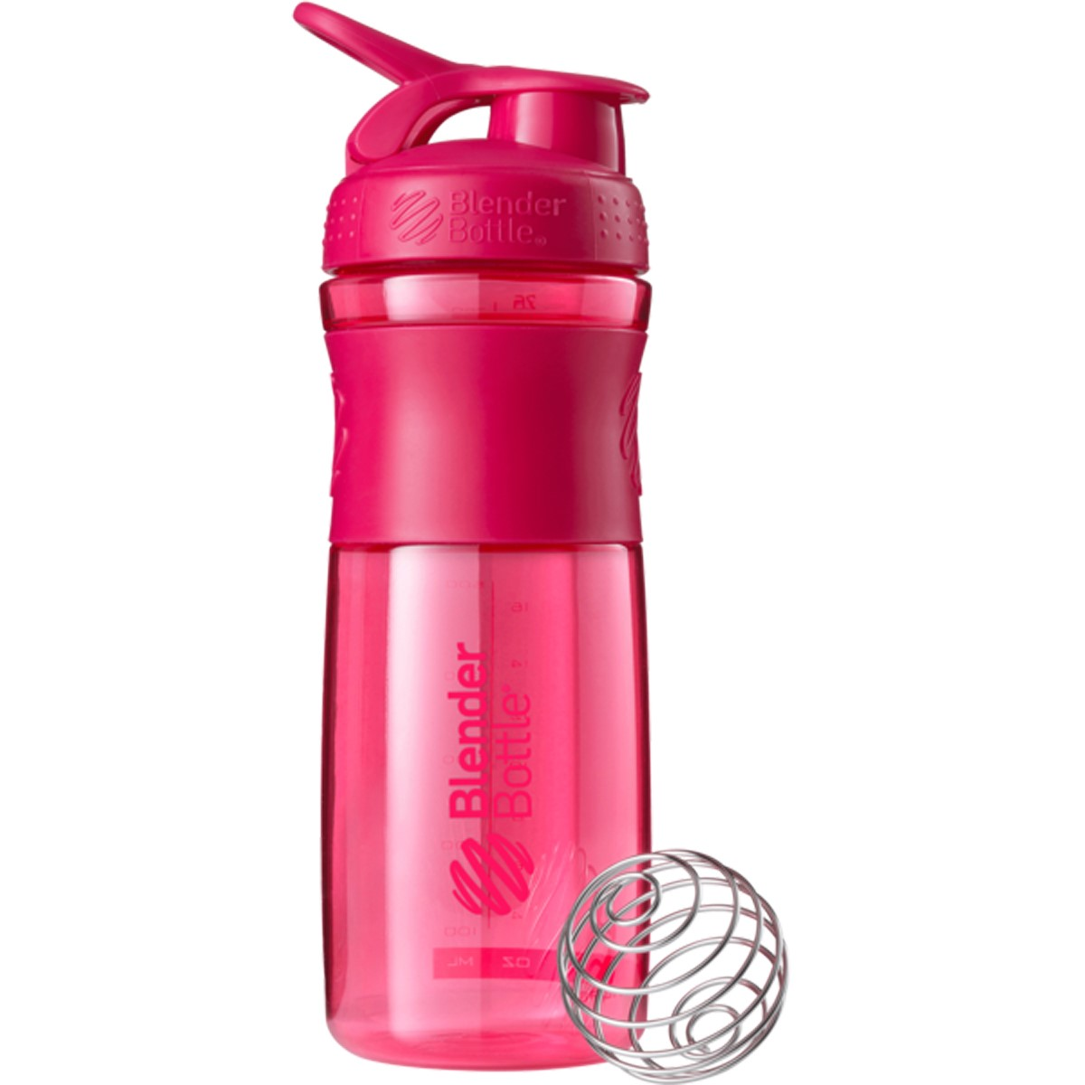 28-oz. BlenderBottle? SportMixer? Tritan Grip - Pink