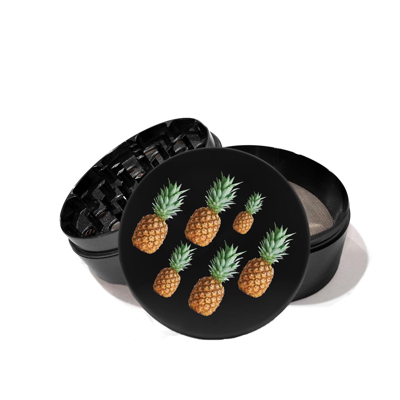 Flying Pineapples - UV Printed Grinder