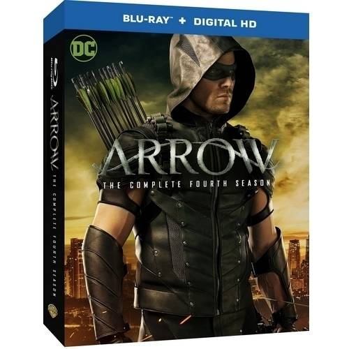 Arrow: The Complete Fourth Season (Blu-ray + Digital HD With UltraViolet)