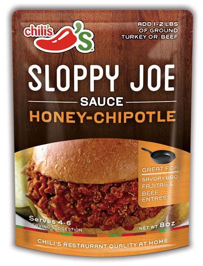 Chili's Honey Chipotle Sloppy Joe Sauce by Generic