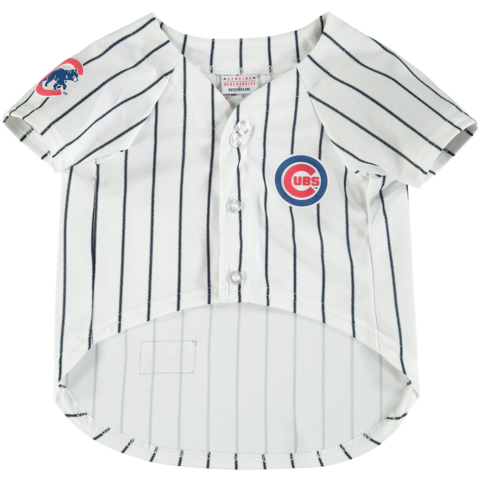 Chicago Cubs MLB Dog Jersey