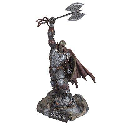Mcfarlane toys medieval spawn limited edition resin statue