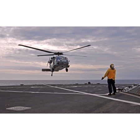 - LAMINATED POSTER N-PE825-025: MEDITERRANEAN SEA (May 15, 2013) A Military Sealift Command civil service mariner launc Poster Print 24 x 36