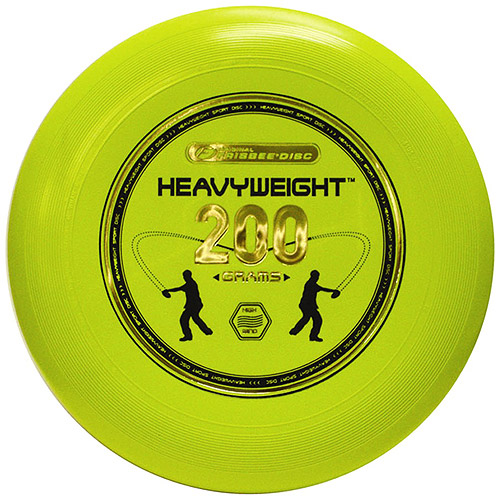 Wham-O HEAVYWEIGHT FRISBEE DISC