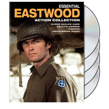 Essential Eastwood  Action Collection