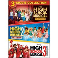 High School Musical 3-Movie Collection (DVD)
