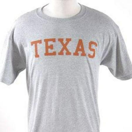- Texas Longhorns T-shirt - Heather