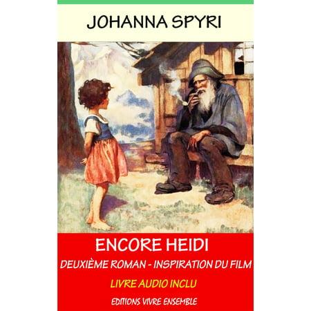 Encore Heidi - Livre Audio Inclu - eBook (Encore Audio)