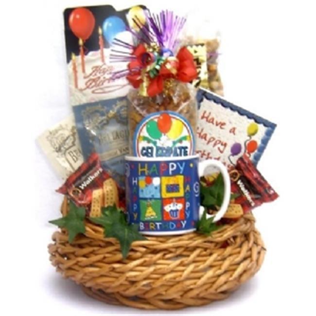 Gift Basket Village BiBa Birthday Bash Gift Basket