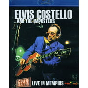 Elvis Costello and the Imposters: Club Date: Live in Memphis (Blu-ray) by RED Distribution
