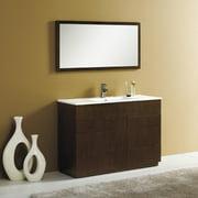 Adornus Cosmo 48'' Single Vanity Set with Mirror