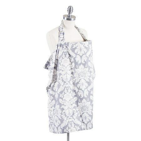 Bebe au Lait Nursing Cover - Premium Cotton - Chateau