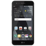 AT&T PREPAID LG Phoenix 3 16GB Prepaid Smartphone, Black