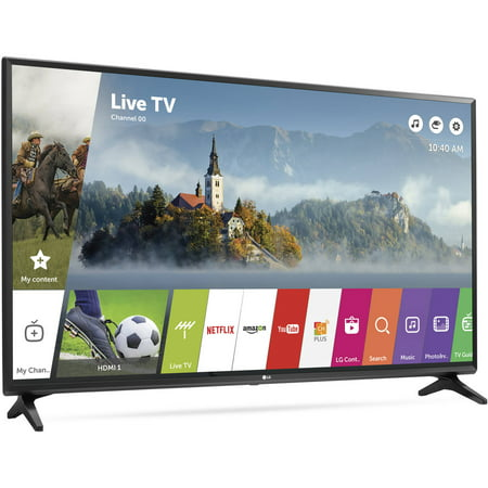 "LG 49"" Class FHD (1080P) Smart LED TV (49LJ5500)"
