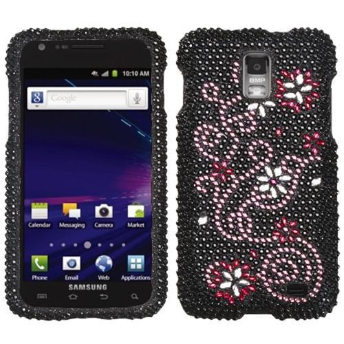 Insten Delight Diamante Phone Case for SAMSUNG: i727 (Galaxy S II Skyrocket)