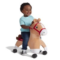 Radio Flyer, Boots: Rolling Pony, Caster Ride-on Horse