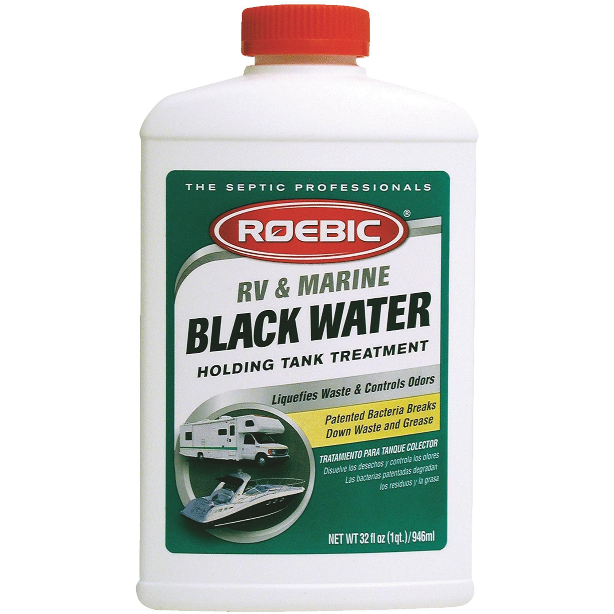 RV & Marine Holding Tank Treatment by Roebic Laboratories