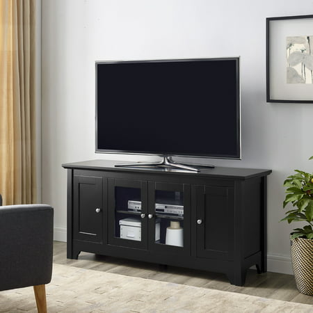 Walker Edison Wood TV Stand for TV's up to 56