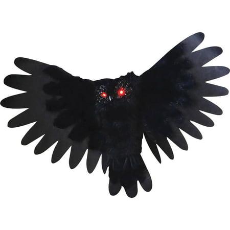 Animated owl halloween decoration walmart animated owl halloween decoration voltagebd Images