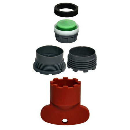 Danco 1 5 Gpm Cache Aerator Kit For Delta And Moen Sink