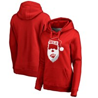 Minnesota Wild Fanatics Branded Women's Jolly Plus Size Pullover Hoodie - Red