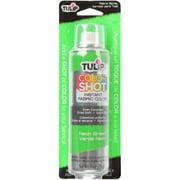 Tulip Colorshot Instant Fabric Color Spray 3oz-neon Green