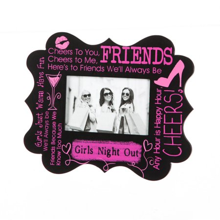 Wooden 4x6 Picture Frame Girls Night Out Walmartcom