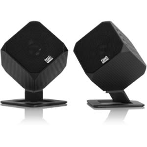 Palo Alto Dr. Bott Cubik HD USB Speaker System, Black