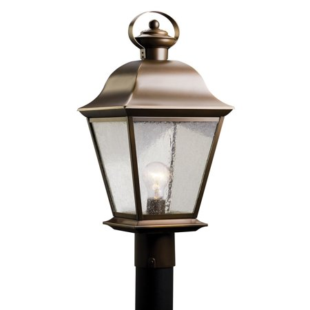 Kichler 9909 Mount Vernon 1 Light 21