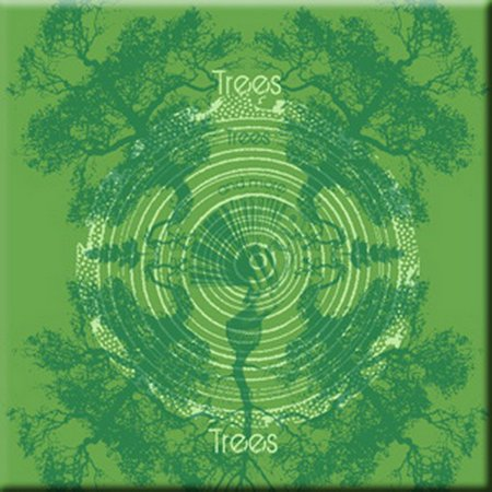 Mad Engine Trees Trees Magnet M-ME-0002