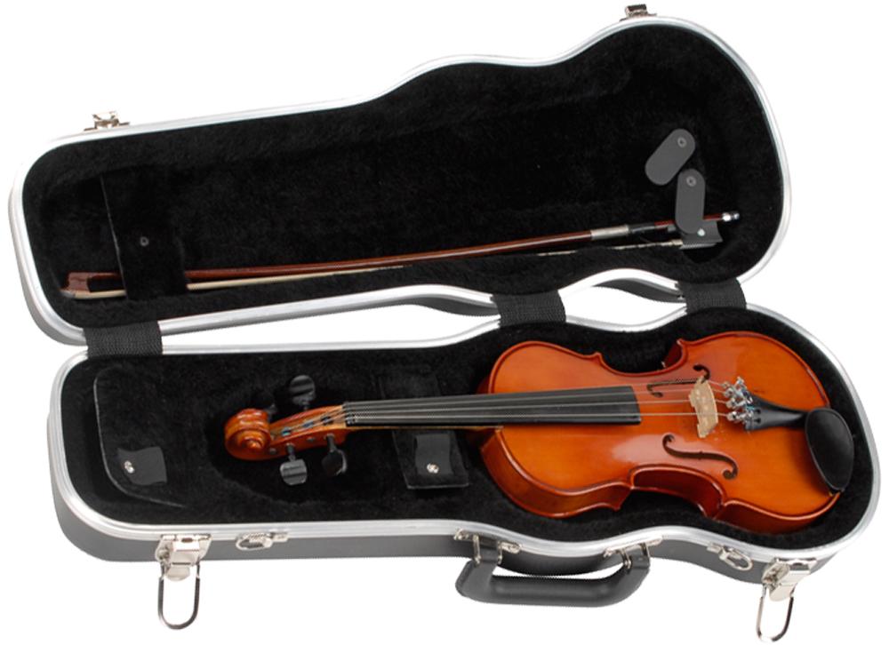 SKB Violin 1//4 Deluxe