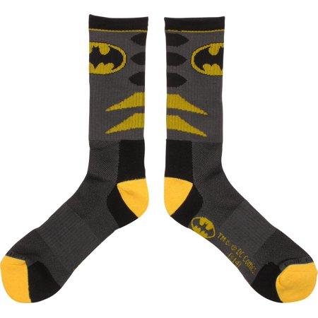 Batman Tights (Batman Logo Stripes Active Crew)