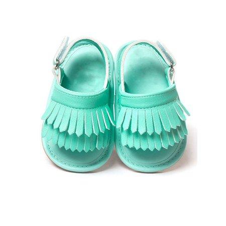 Toddler Tassel Anti-Slip Soft Sole Sandals