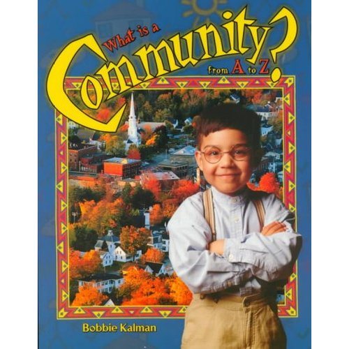 What Is a Community? from A to Z: From a to Z
