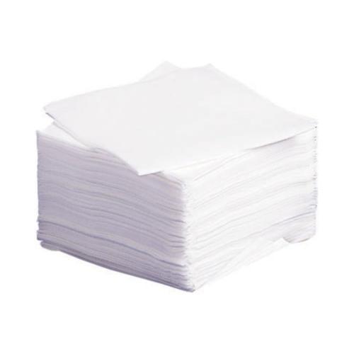 Medline Deluxe Dry Disposbale Washcloths,White NON260509