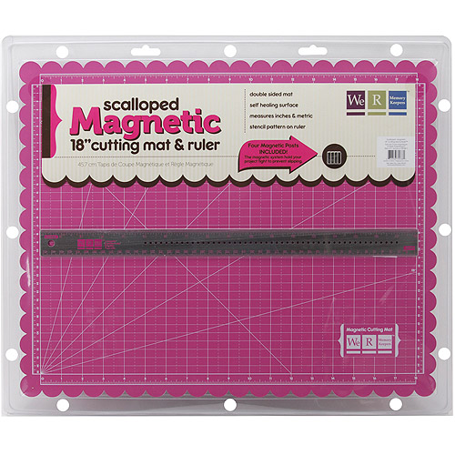 We R Memory Keepers The Crafter's Ultimate Cutting Tools, Magnetic Cutting Set