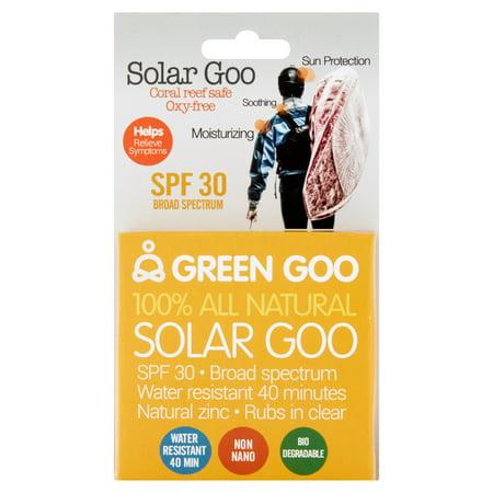 Green Goo Solar Goo Sun Cream, SPF 30, 1.82 oz (Best Sun Cream To Get A Dark Tan)