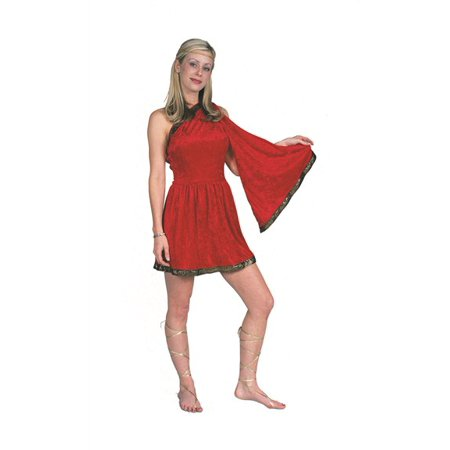 Red Toga (Female Toga-Red, Adult Large)