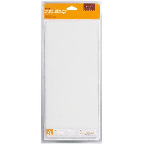 "Cuttlebug Spacer Plate, A, 6"" x 13"""