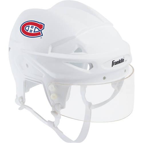 Franklin Sports NHL Team Licensed Mini Player Helmet