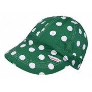 Comeaux Caps Pd-950-6-7/8 50678 Polka Dot Cap Size6-7/8