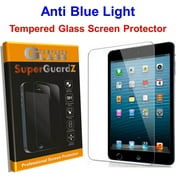 For iPad 10.2 (7th Gen, 2019) - SuperGuardZ Tempered Glass Screen Protector, Anti-Blue-Light, Eye Protection, Anti-Scratch