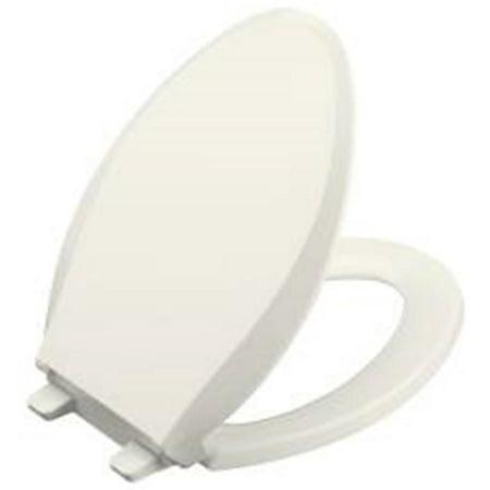 Toilet Seat Kohler Cachet Elongated Biscuit